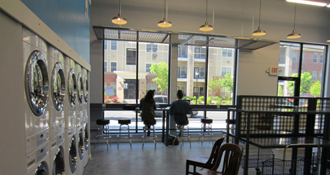 Wash with Wally: Keep Store Windows Unobstructed