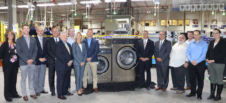 Whirlpool Corporation Showcases Renovated Manufacturing Facility