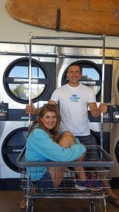 Laundry Lounge owners