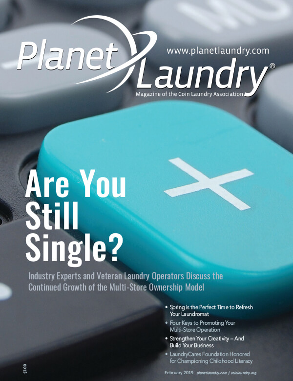 PlanetLaundry Magazine Latest Issue