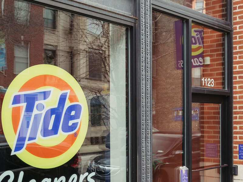 Procter & Gamble Announces National Expansion of Tide Laundry Service