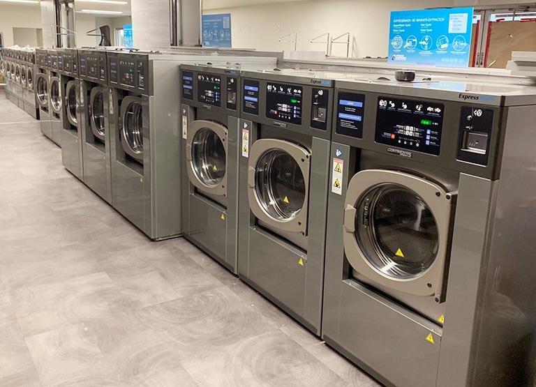 Renovated Colorado Laundry Holds Grand Re-Opening