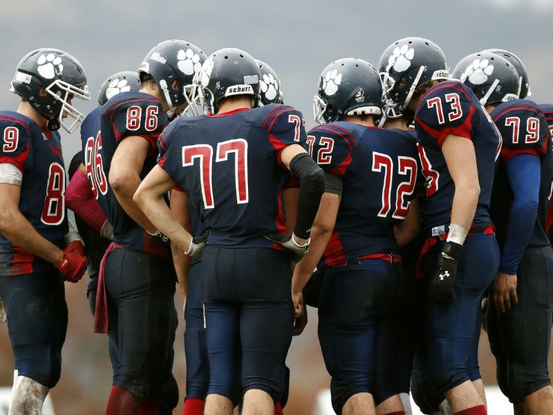 Wash with Wally: Tackling Dirty Football Uniforms