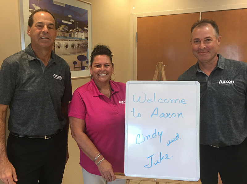 Aaxon Names New Multi-Housing Account Executives