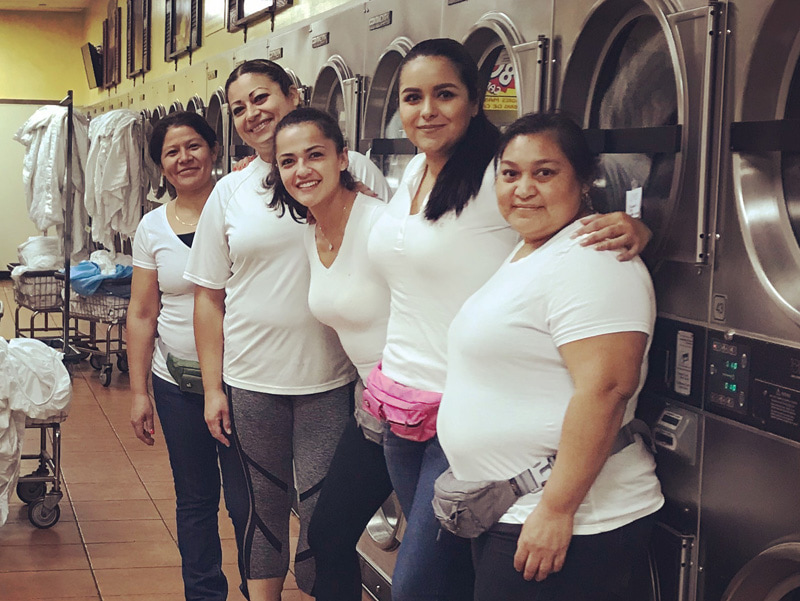California-Based Laundry Service Receives $10,000 Grant