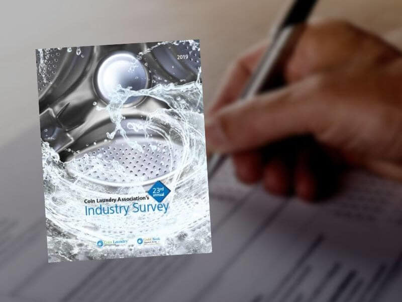 CLA Releases 2019 Laundry Industry Survey