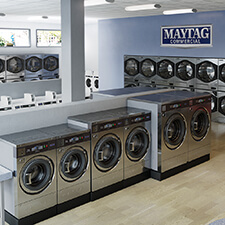 Maytag Commercial Laundry Get Set for Success