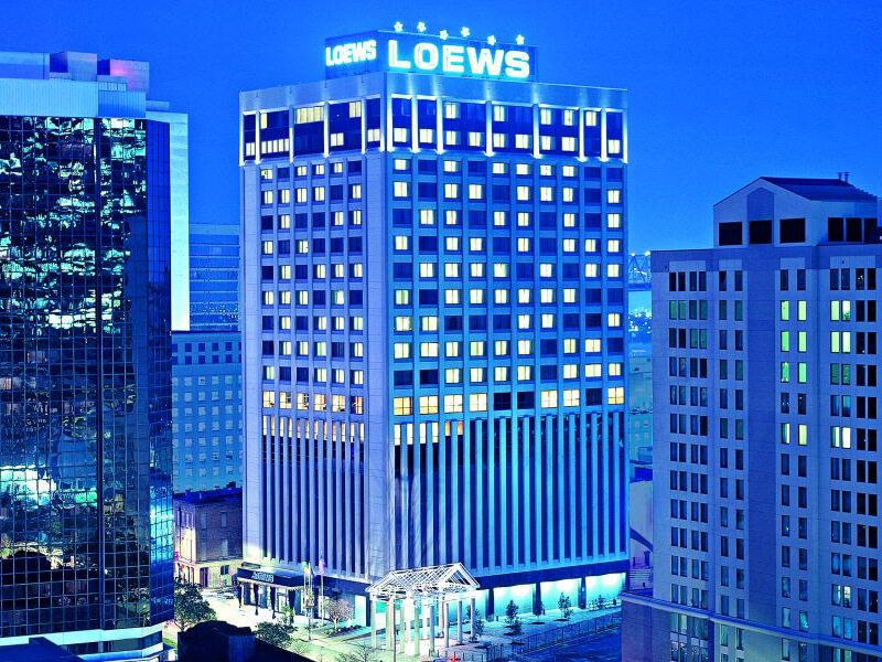 Lowes Hotel New Orleans
