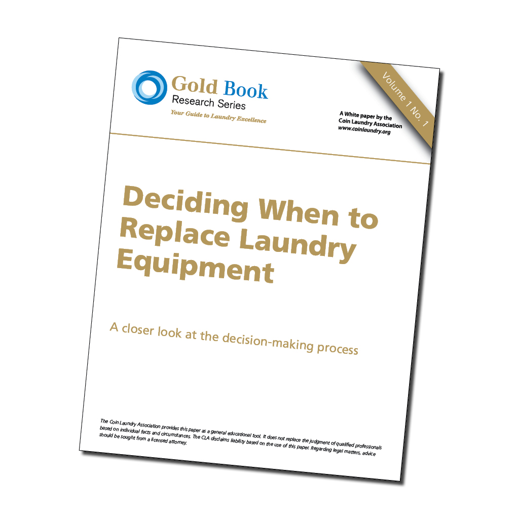 Deciding When to Replace Laundry Equipment