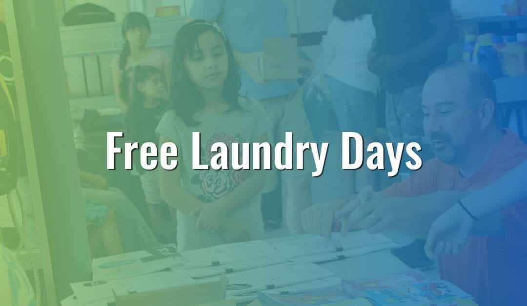 LaundryCares Foundation to Implement Free Laundry Day Events This Fall