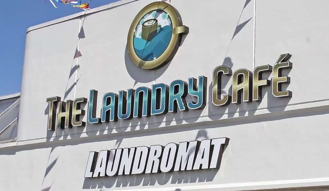 A Day of Free Laundry for the Neighborhood in Philadelphia, PA