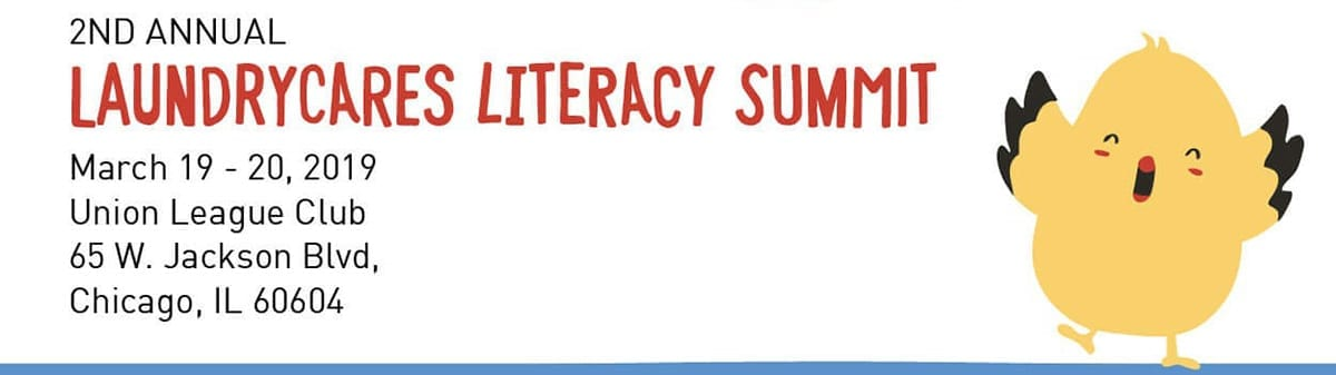 2nd Annual LaundryCares Literacy Summit
