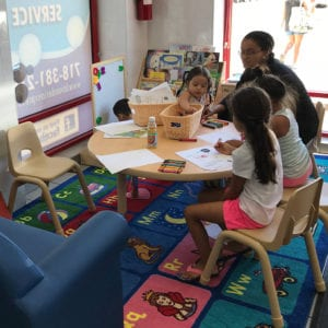 Family Read Play Learn Space