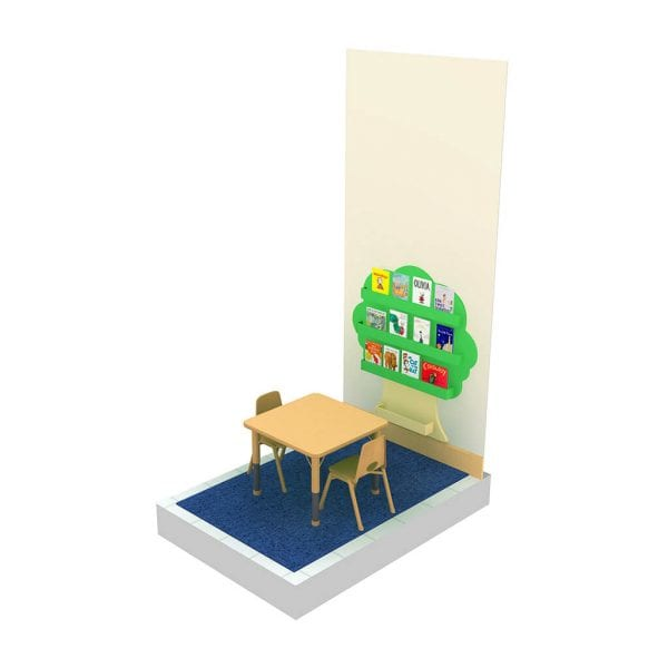 Small Book Tree Kit Side