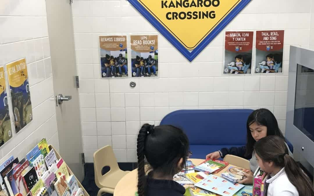Family Read Play & Learn Spaces Open In Chicago Area After Success In New York